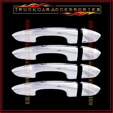 For FORD Fusion 2013 2014 2015 2016 4 Chrome Door Doors Handle Covers w/o PSK