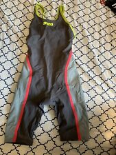 Arena Powerskin Carbon Ultra- Size 22, Only Worn For One Race