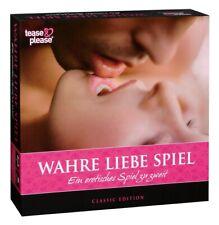 Wahre Liebe Brettspiel Erotikspiel Sexspiel Gesellschaftspiel Spiele für Paare