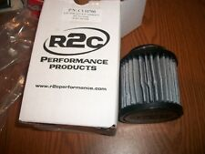 "CY10700 RACING GO KART R2C AIR FILTER 4.25"" x 4"" ASPHALT R2C PRO SERIES FILTER"