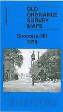 MAP OF SHOOTERS HILL 1894