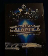 Battlestar Galactica - The Complete Epic Series (Dvd 6 Disc Set) #5017