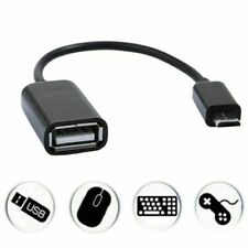 `1~10pcs Micro USB OTG Male to USB 2.0 Female Adapter Cable Cord For Tablet PC