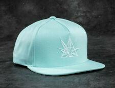 Huf Worldwide Footwear Shoes Cap Snapback Hat 420 Triple Triangle Mint Plantlife
