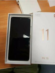 Xiaomi Mi 11i  128Go - Black (Déverrouillé) (Dual SIM) comme neuf
