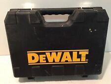 Plastic Storage Case For Dewalt 18v Drill Driver DC970, DC759KA (case only)