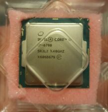 Intel Core i7-6700 3.4 GHz CPU Processor (SR2L2)
