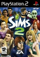 PS2 PlayStation 2 The Sims 2 PAL Italiano