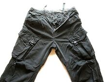 Men's G-Star Raw 'LS Rovic Loose' Cargo Pants. W34 L32 Good Condition
