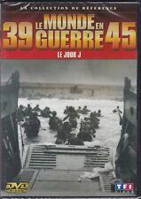 DVD NEUF LE MONDE EN GUERRE 39 45 LE JOUR J