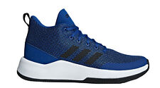 Adidas Men Basketball Shoes Training Speed End 2 End Mid Running NBA BB7019 New