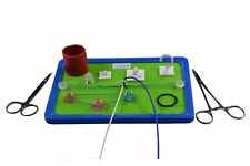 Suture Knot Trainer - Surgical Knot Tying Practice Board Made in UK New Release
