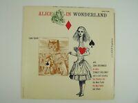 Alice In Wonderland Vinyl LP Record Album MONO TC-1097