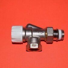 """Rossweiner Thermostatventil-Unterteil Typ S721.11, Durchgang DN 15, 95 mm 1/2"""""""