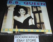B.B. QUEEN - BLUESHOUSE -4 TRACK CD- MADE IN U.K. (CDEM 181)
