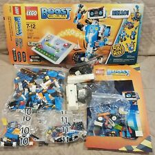 LEGO 17101 Boost Creative Toolbox Fun Robot Building Set Learn Coding COMPLETE!!
