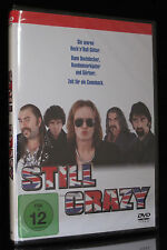 DVD STILL CRAZY - Das Comeback von STRANGE FRUIT - BILL NIGHY + STEPHEN REA *NEU