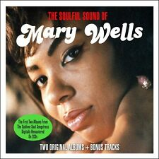 Mary Wells - The Soulful Sound Of - Two Original Albums (2CD 2014) NEW/SEALED