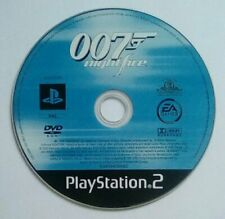 *DISK ONLY* James Bond 007 Nightfire Night Fire Playstation 2 Two PS2 PSTwo PS