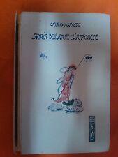 LIBRO ORLANDO GROSSO - STORIA DELL'ARTE GIAPPONESE - APOLLO EDITORE 1925