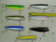 Bliz Slammer Saltwater fishing lure for Tuna,Striped Bass, Bluefish Ect....