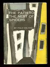 Italo CALVINO / The Path to the Nest of Spiders First Edition 1957