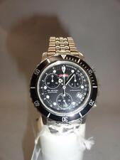 Certina Sapphire Men's Watch Tachymeter Chronograph Swiss Made Shock Protector