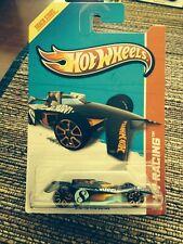 2013 Hot Wheels Treasure Hunt Bad To The Blade HW Racing