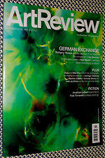 ART REVIEW Magazine, FRED TOMASELLI, LETHEM, STARN TWINS, Wolfgang Tillmans