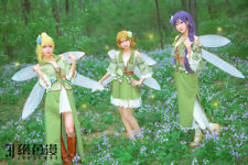 Hot Anime Love Live Koizumi Hanayo Rin el ala de hadas unawakened Cosplay Disfraz