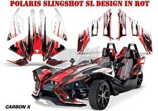 AMR RACING DEKOR GRAPHIC KIT POLARIS SLINGSHOT SL CARBON X B