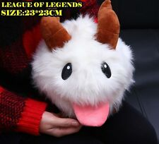 LEAGUE OF LEGENDS PORO 23 CM LOL COSPLAY PLUSH DOLL PELUCHE GAME VIDEOGAME #3