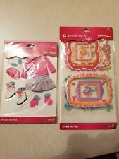 American Girl Crafts Lot Of 2 Frame The Fun And Just Peel And Stick Free Ship