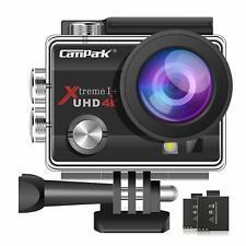 Campark 4K 20MP WIFI EIS Sport Action Camera 1080P HD Waterproof Video as Go Pro