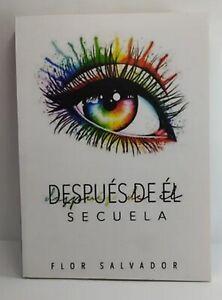 Libro en Fisico Despues de Él Secuela (Boulevard #2) por Flor M. Salvador