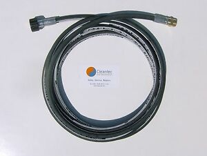 6 Metre Ryobi Homelite HPW2400 Pressure Power Washer Extension Hose Six 6M M