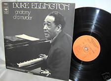 s/t ANATOMY OF MURDER-DUKE ELLINGTON RARE FRENCH NM?VG+ VINYL RECORD ALBUM LP