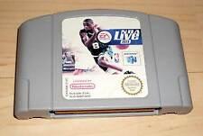 N64 Nintendo 64 juego módulo NBA Live 99 (baloncesto EA Sports)