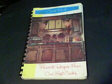 1971 Favorite Recipes from Our Best Cooks Alpha Chapter #44 Order of the  s11