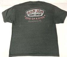 New listing Ron Jon Surf Shop Cocoa Beach, FL Gray Logo T-Shirt Men's XL