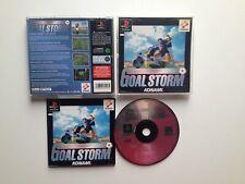 Goalstorm / Goal Storm (Konami) (PAL, CIB) - Sony PlayStation 1 / PS1 / PSX