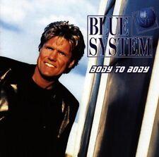 Blue System Body to body (1996) [CD]