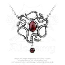 Alchemy Gothic Stone Costume Necklaces & Pendants