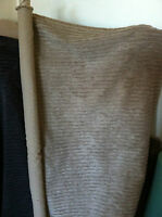1m soft Velvet Jumbo Cord Chenille Fabric Sofa Cushions Upholstery