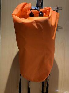 Alpkit Gourdon 25 Waterproof Rucsack - 25L in Orange