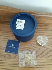 2004 Swarovski Crystal Anna's Jewel Box With Jewels