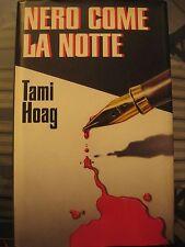 TAMI HOAG - NERO COME LA NOTTE - 1996 - EUROCLUB