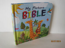 My Picture Bible by Bethan James & Krisztina Kallai Nagy