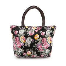 Womens Ladies Canvas Floral Handbag Tote Purse Messenger Hobo Bag Satchel Bags