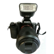 Ultra-small Flash Speedlite for Sony A7S A7 A7R NEX-6L NEX6 NEX600 RX10 A99